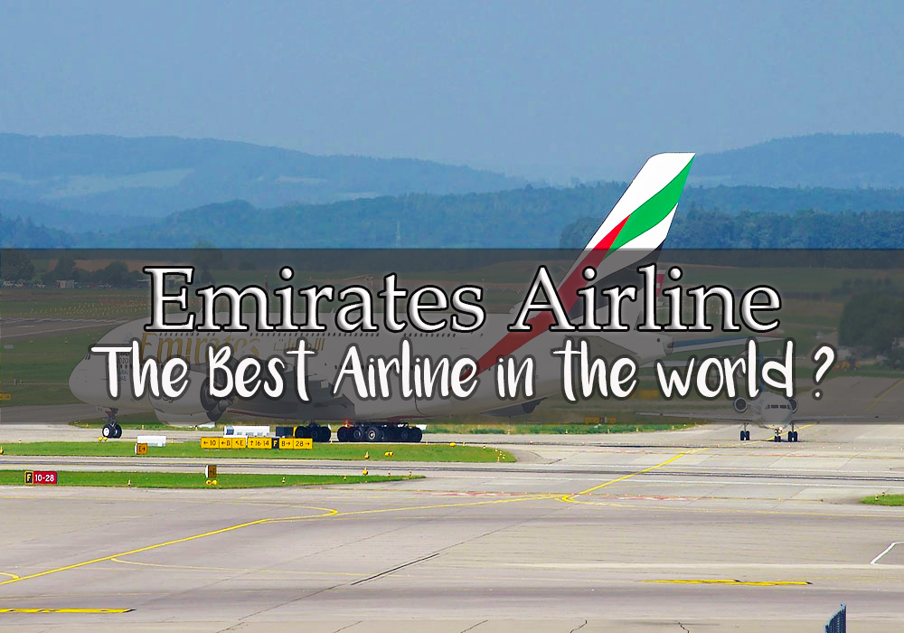 Is Emirates Airline the best airline in the world