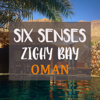 six senses zighy bay oman