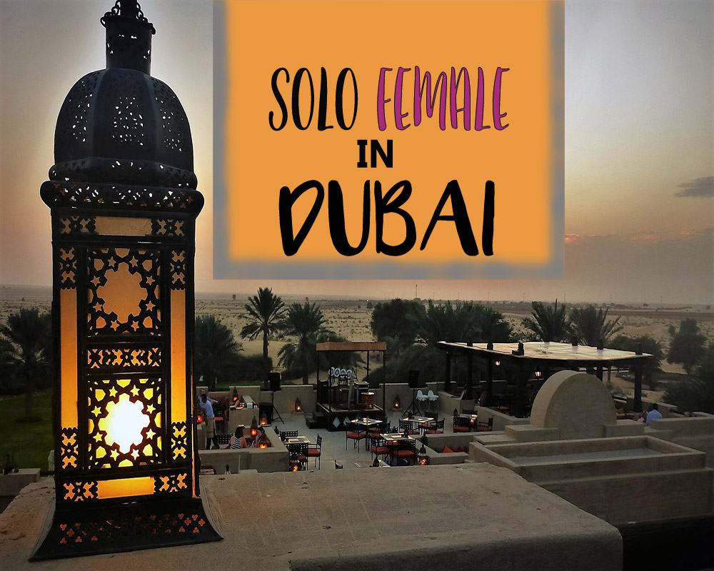 missabroad.com - Solo Female In Dubai (Expats and Tourists)