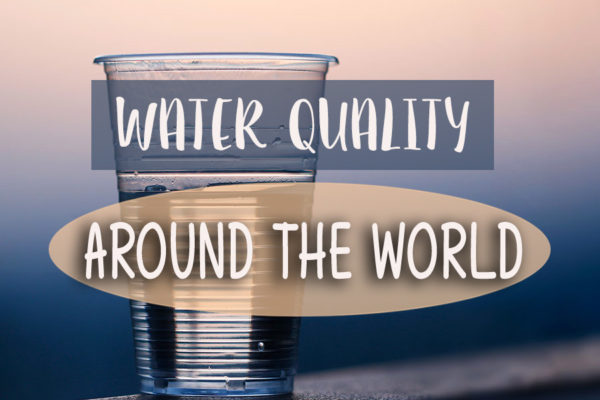 water quality around the world