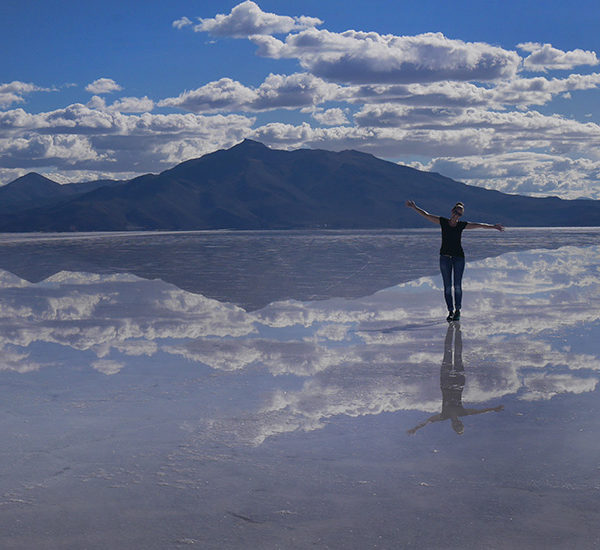 Water Refelctions at Salar de Uyuni