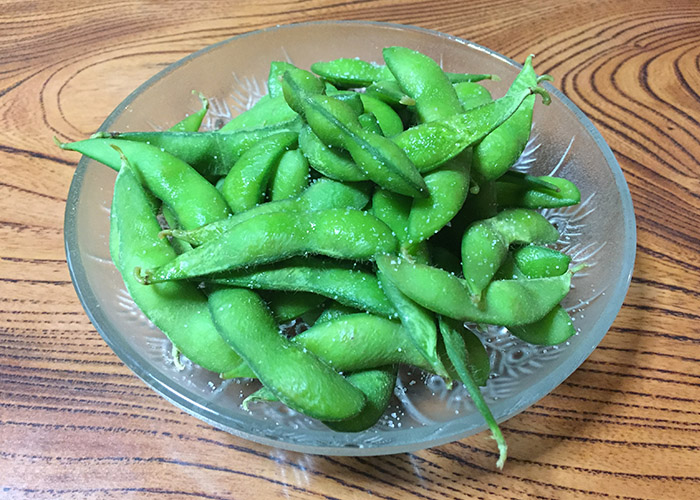 What to Eat in Japan (no Fish and Seafood) Edamame
