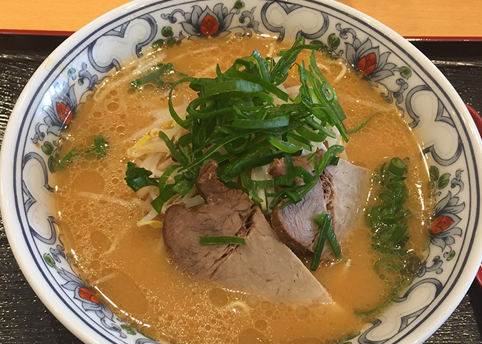 What to Eat in Japan (no Fish and Seafood) Ramen