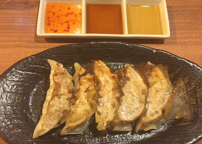 What to Eat in Japan (no Fish and Seafood) Gyoza