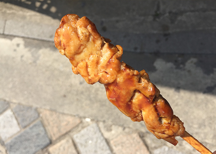 What to Eat in Japan (no Fish and Seafood) Yakitori